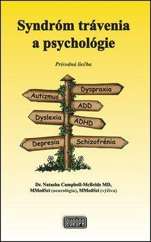 Syndróm trávenia a psychológie - Natasha Campbell-McBride