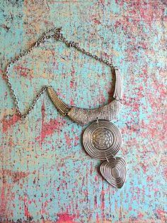 Silver Statement www.piececlothingboutique.com