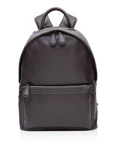 Ted Baker Dollar Leather Backpack