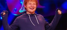 Keep making our feeds happy, Ed. | 41 Times Ed Sheeran Made Your Day Better