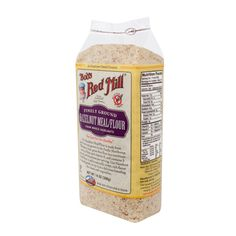 Hazelnut Flour/Meal :: Bob's Red Mill Natural Foods