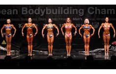 women body builders people