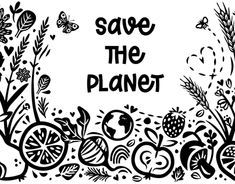 Save The Planet, Non Profit, Graphic Design Illustration, Working On Myself, New Work, Planets, Behance, Photoshop, Profile
