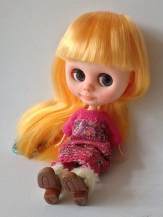 Custom blyh doll   by mishanetoto