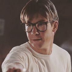 Quinn the nerd. #quinnmallory #jerryoconnell #nerd #glasses #sliders #qball #intelligenzbolzen #slidersdimension #🤓