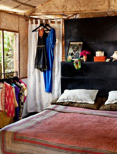 Jade Jagger's home in Goa, India