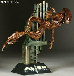 Alien 4: Alien Resurrection Diorama, Fertig-Modell ... http://spaceart.de/produkte/al136.php