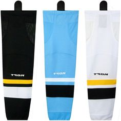 Tron SK300 Dry Fit Ice Hockey Socks - Pittsburgh Penguins