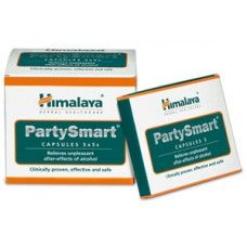 #PartySmartCapsules helps in getting rid of various problems faced by a person due to excessive consumption of alcohol.These may include nausea, headache, vomiting, pain in body, drowsiness, burning sensation in the stomach, fatigue etc.