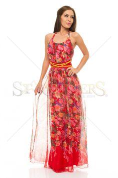LaDonna Feminine Alternative Red Dress