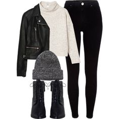 Untitled #6125 by laurenmboot on Polyvore featuring Monki, Zara, River Island, Zimmermann and Coal