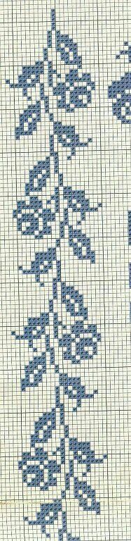 programe de broderie, tip band Cross Stitch Bookmarks, Cross Stitch Borders, Cross Stitch Rose, Cross Stitch Flowers, Cross Stitch Charts, Cross Stitch Designs, Cross Stitching, Cross Stitch Embroidery, Embroidery Patterns