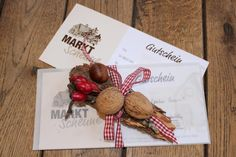 Gutscheine zum sofort ausdrucken findet ihr in unserem Online-Shop: http://shop.markt-scheune.com/