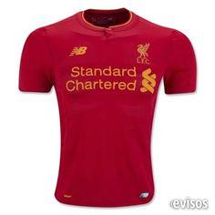 Camisetas de Liverpool futbol baratas 2016-17  Un cuello de polo tradicional y un patrón aros muy sutil e ..  http://alborea.evisos.es/camisetas-de-liverpool-futbol-baratas-2016-17-id-694673