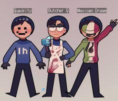 Dragon Ball Z, Memes, Minecraft Fan Art, Just Dream, Dream Art, Dream Team, Techno, Character Design, Comics