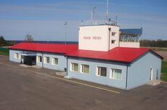 Kärdla airport terminal