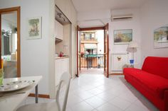 The new Fiesta4 budget apartment in Rome by:  http://www.romecityapartments.com