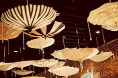 Parasol tent in the Night Circus - theme party or event idea inspiration Bühnen Design, Event Design, Circus Theme, Circus Party, Circus Tents, Circus Cakes, Umbrella Decorations, Wedding Decorations, Circus Decorations