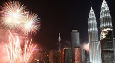Kuala Lumpur New Years Eve