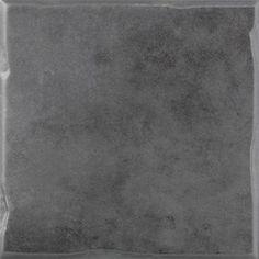 Wandtegel gemme antraciet 10 x 10cm per 1m2   Praxis