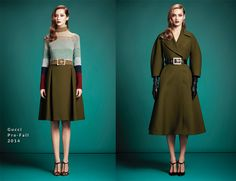 Gucci Fall 2014 Red Carpet | ... Gucci – On The Set Of 'Age of Adaline' Part 2 » Red Carpet