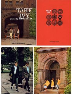 Take Ivy. The classic photobook that defined the Ivy League preppy look. $16.47