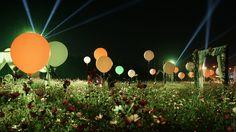 2017 고령 콫 페스티벌 lightive LIGHT BALLOON