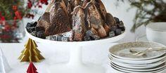 Suklaa-lakutiikerikakku Food, Essen, Meals, Yemek, Eten