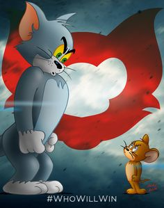 Tom v Jerry: Kitchen of Justice by dodysaurus.deviantart.com on @DeviantArt