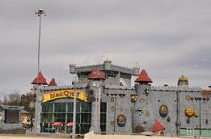 MagiQuest on the Parkway in Pigeon Forge.