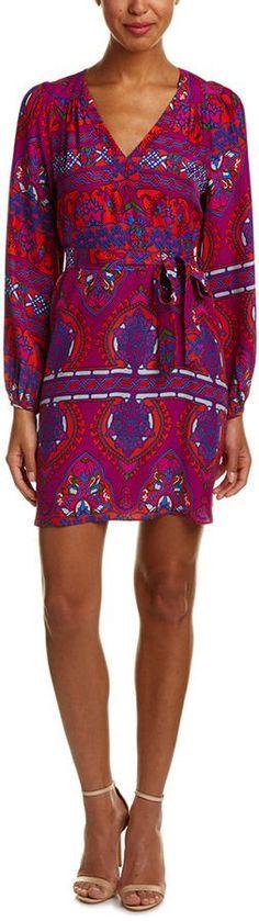 Alice & Trixie Silk Tunic Dress