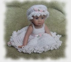 Little Miss Muffet for 10 in Hailey Doll pattern on Craftsy.com
