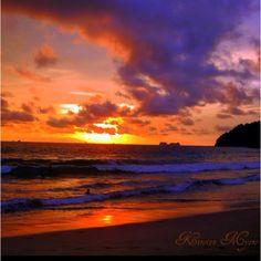 Flamingo Beach ~Costa Rica      http://destinos-blog.com