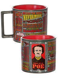Edgar Allan Poe Quotes Mug