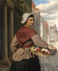 British Paintings: William Powell Frith - The Flower Girl of Boulogne goldenagepaintings.blogspot.com520 × 638Buscar por imagen William Powell Frith - The Flower Girl of Boulogne Henry Gillard Glindoni . The Flower Girl - Buscar con Google