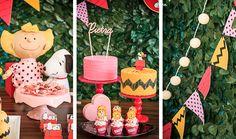 Festa Snoopy   Macetes de Mãe