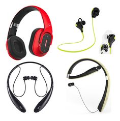 Various headset designs available at RDCC Enterprises #RDCC #headsets #headphones Headphones, Electronics, Headpieces, Ear Phones, Consumer Electronics