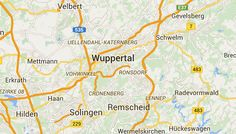 Walking in Wuppertal - Overview of all walking and hiking routes | RouteYou