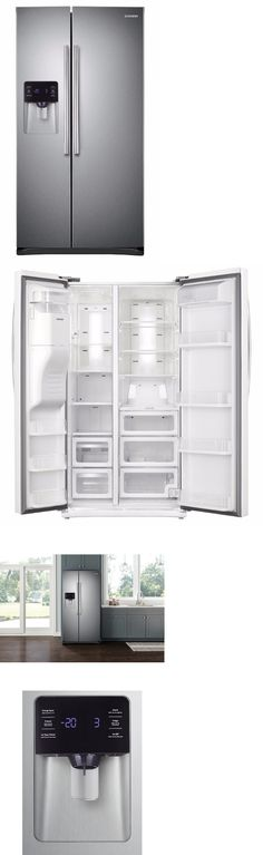Refrigerators 20713 Whirlpool 197-Cu Ft French Door Refrigerator