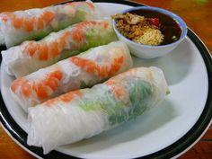 #springrolls #asian #food