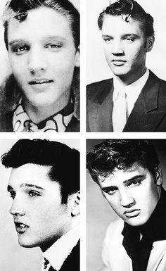 Elvis Presley ─ the early years (1937-1955)
