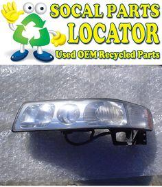 for 1996 1997 1998 Nissan Pathfinder Left Driver Headlamp Headlight LH 96 97 98
