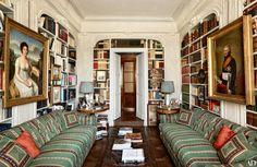 Studio Peregalli Designed This Chic Milan Apartment Photos | Architectural Digest