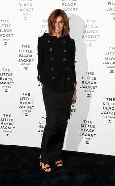Carine Roitfeld in Chanel
