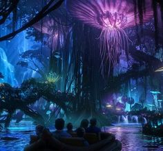 On May 27, the highly anticipated Pandora – The World of Avatar will open at Disney's Animal Kingdom in Orlando, Florida.