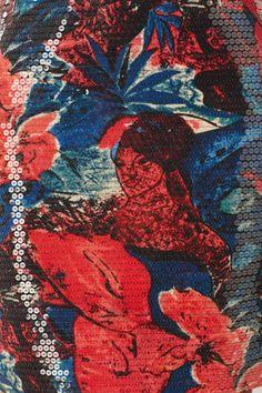 Sugared Fleur Pencil Skirt - anthropologie.com