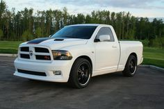 Check out the latest Djdivine's 2010 Dodge Ram 1500 Regular Cab  photos at CarDomain