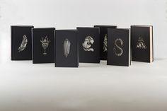 J. K. Rowling: Harry Potter – Bookdesign and illustration