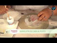 Plato Antiguo - Sonia Nuñez en Manos a la Obra