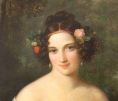 Regency Beauty 1820-1830